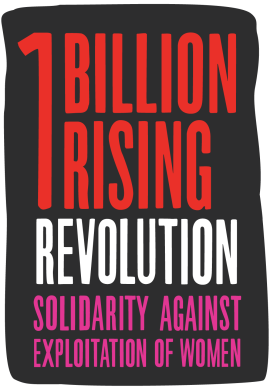 Logo One Billion Rising 2017