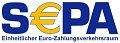 SEPA Logo©Use of the SEPA mark is under licence from the European Payments Council AISBL