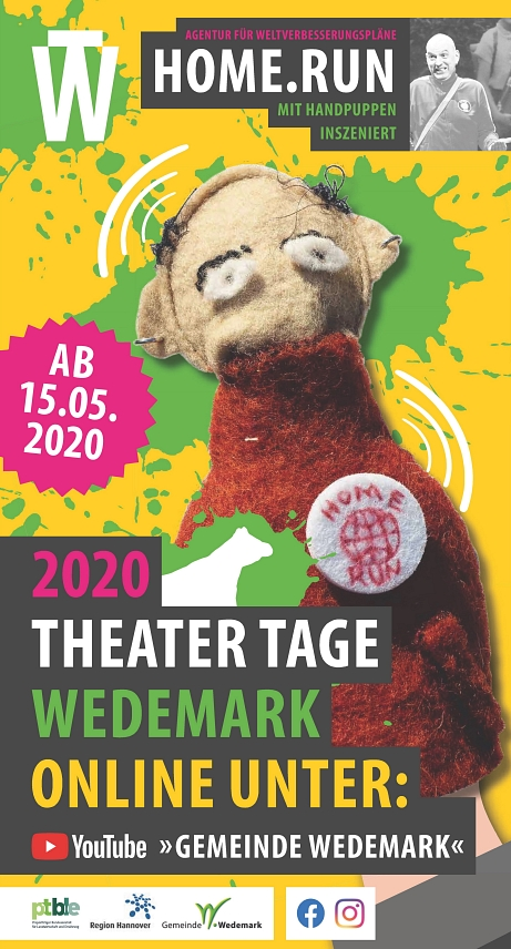 Theater Tage Wedemark Homerun © Gemeinde Wedemark