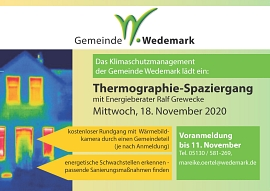 Thermographie-Spaziergang 2020